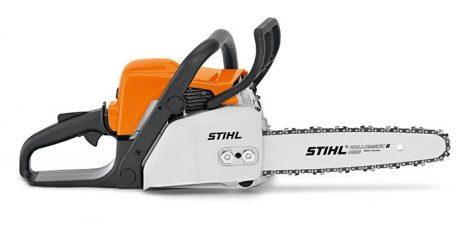 STIHL MS 180 - Alapmodell tűzifa daraboláshoz, még nagyobb teljesítménnyel