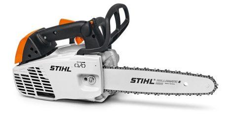 STIHL MS 194 T - Nagyon könnyű 1,4 kW teljesítményű fűrész 2-MIX motorral