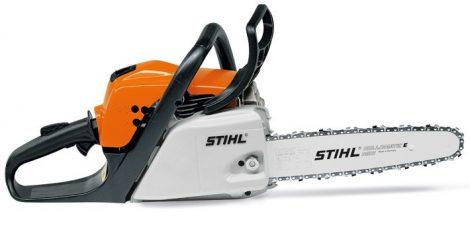 STIHL MS 171 - Modern, könnyű, benzines motorfűrész