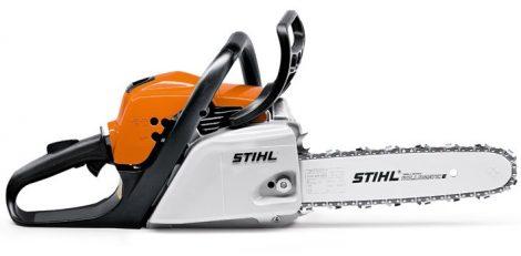 STIHL MS 211 - Modern, kézre álló benzines motorfűrész - raktárról azonnal!