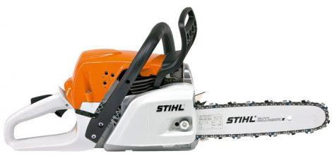 STIHL MS 231 - Kompakt, benzines motorfűrész - raktárról azonnal!