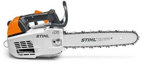 STIHL MS 201 TC-M - Nagy teljesítményű fagondozó fűrész M-Tronic motorvezérléssel