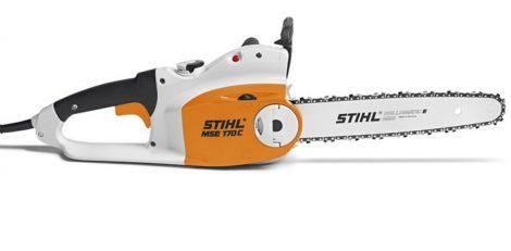 STIHL MSE 170 C-B Könnyű elektromos fűrész gyors láncfeszítéssel (B)