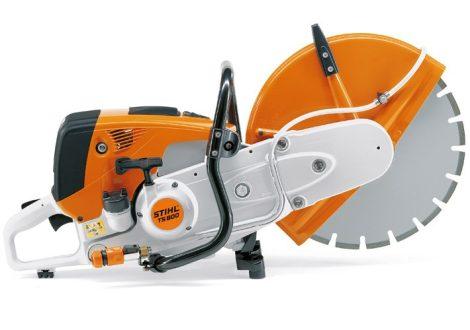 STIHL TS 800 - Rendkívül erős vágótárcsás gép (400 mm)