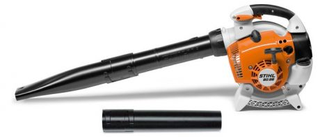 STIHL BG 86 - Erőteljes benzinmotoros lombfúvó