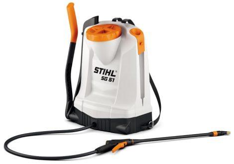 STIHL - SG 51 Háton hordozható kézi permetező