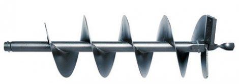 STIHL Talajfúrószár, Ø 90 mm, hossz 695 mm, BT 130/131-hez