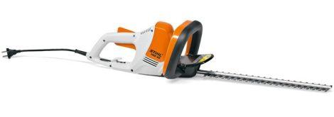 STIHL HSE 42 - Nagyon könnyű, 420 W-os elektromos sövénynyíró - raktárról azonnal!