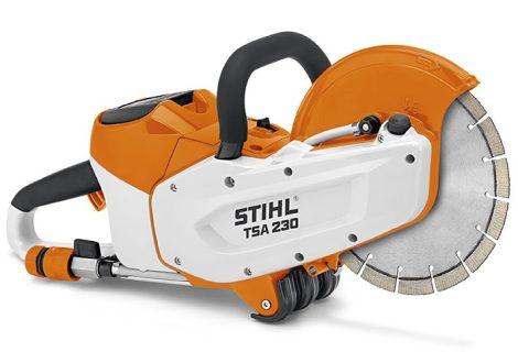 STIHL TSA 230 (akku és töltő nélkül) Akkumulátoros vágótárcsás gép