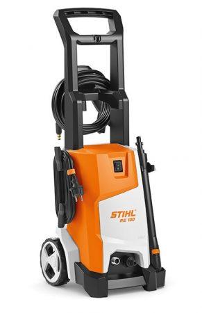 STIHL RE 100 - Erős és kompakt magasnyomású mosó