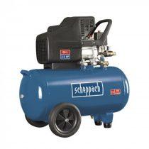 SCHEPPACH HC 51 PRO elektromos kompresszor - ajándék hosszabbítóval és ingyen szállítással!
