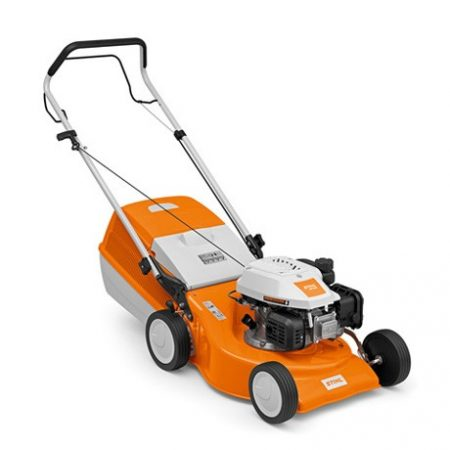 STIHL RM 248 - Jól irányítható benzinmotoros fűnyíró gép 46 cm-es munkaszélességgel / raktárról!