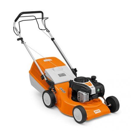 STIHL RM 248 T - Kompakt benzinmotoros fűnyíró gép, fix sebességű kerékhajtással
